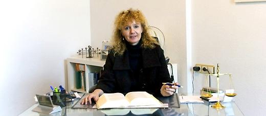 Rechtsanwältin Birgit Schmitz